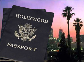 THE ACTOR'S PASSPORT TO HOLLYWOOD